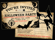 halloween party at raghuvansham school of modern art com